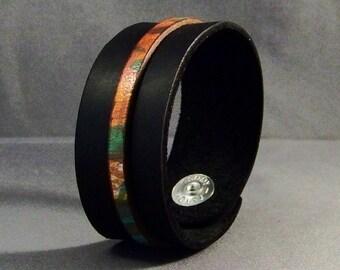 Leather Cuff-Leather Bracelet-Cuff Bracelet-Wrist Cuff-Women's Bracelet-Friendship Bracelet-Gifts-Friendship Gift-Bangle Bracelet