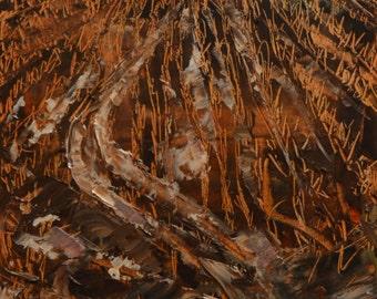 The Rain After Harvest (original oil on canvas)