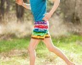 Crochet Running Shorts Custom Order