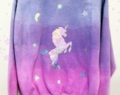 Customizable Tricked Out Unicorn Dreams Sweatshirt