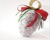 Pi (Pi)ne Cone Christmas Ornament