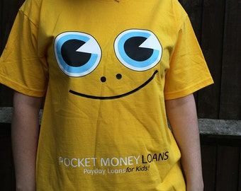 Pocket Money Loans T-shirt