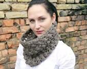 Crochet Pattern / Crochet Cowl Pattern / Scarf Pattern / Cowl Pattern / pdf Pattern Instant Download