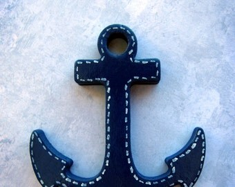 Anchor Baby Shower or Birthday Cake Topper