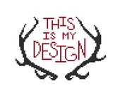 Hannibal Pattern - This Is My Design