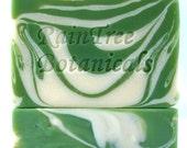 SHAMPOO BAR// Sweetgrass Cold Process Luxury Soap with Jojoba