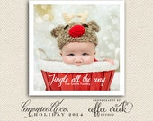 Christmas Cards, Holiday Photo Cards, Custom Christmas Cards, Season's Greetings, Happy Holidays, Christmas Card