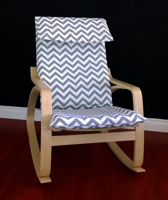 Ikea poang chair cover etsy - Chairs similar to poang ...