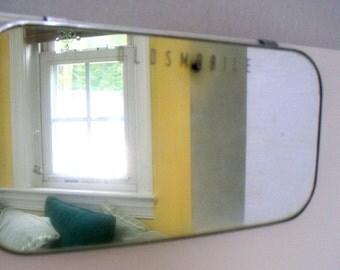 Vintage Oldsmobile Visor Mirror,Automobilia. FREE Shipping