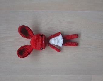Tare Panda Amigurumi Crochet Pattern : Tare panda crochet amigurumi by Poolvoss on Etsy