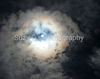 God's Eye, Instant Download Art, Have this NOW just purchase then print you own copy and frame, Suzy Qs Photography One of a Kind, God Art