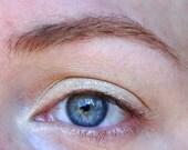Aurora Eyeshadow- Semi-Sheer Platinum Gold with Gold Shimmer