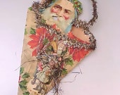 Late Victorian Old World Look Christmas Tree Ornament