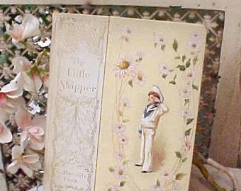 "Charming Little 1900 Era Book: ""The Little Skipper"" by G. Manville Fenn"