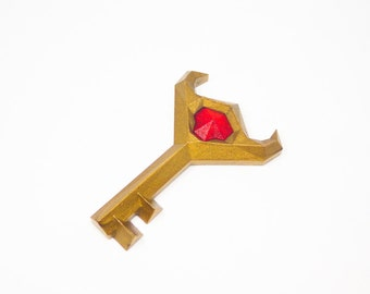 Zelda Boss Key from Ocarina of Time