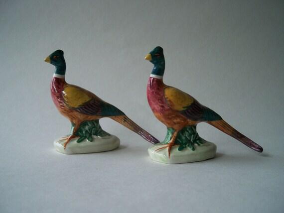 Pheasant Collectable Figures Game Bird