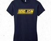 "Star Wars T-Shirt ""Rebel Scum"" Women's"