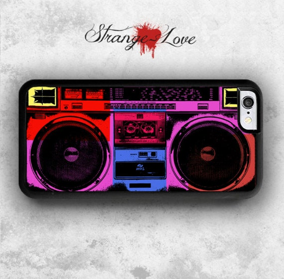 Boombox iphone - Body 6 pack
