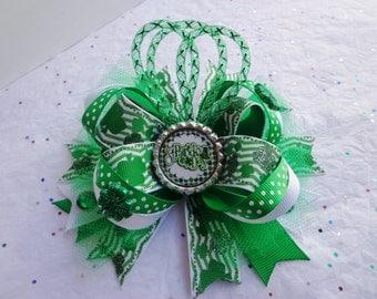 Saint Patrick's Day Bow
