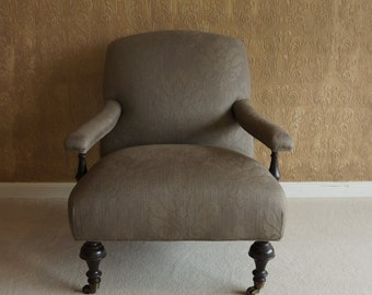 Chair / Accent Chair / Upholstered Chair / Darcey Chair by Ethan Allen