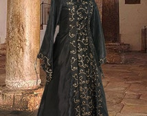 Middle Age Gothic Dress No. 119