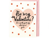 Valentines Perks Card
