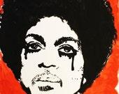 Prince Crying Celebrity