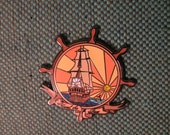 Missed The Boat Modest Mouse pin