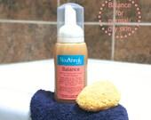 Dry Skin Face Wash, Aging Skin Cleanser, Gentle Face Cleanser, Sensitive Skin Face Cleanser, Aloe Vera Face Wash, Natural Botanicals, Vegan