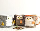 Owl Mug Sweater