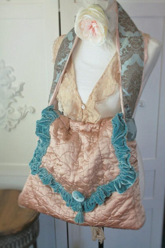 Gypsy Romance Boho Shoulder Bag 31