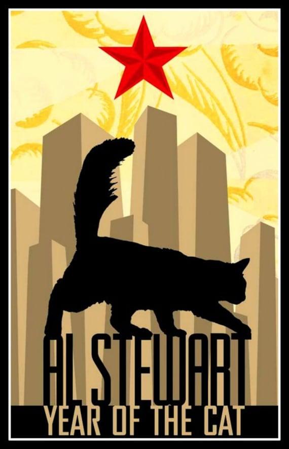 Video's van Al stewart year of the cat