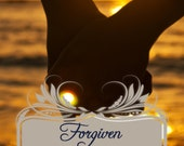 Author Signed Paperback Edition of Forgiven:  Book Three of the This Trilogy