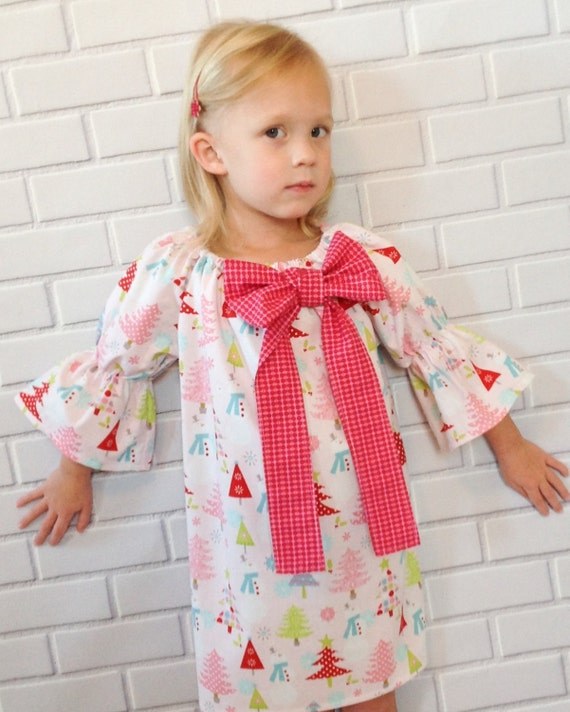 Toddler christmas dress 4t ready to ship boutique clothing by lucky