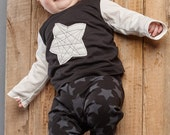 Baby boys leggings, knit cotton baby leggings, baby boys clothes, baby clothing