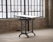 Stand Up Industrial Drafting table desk
