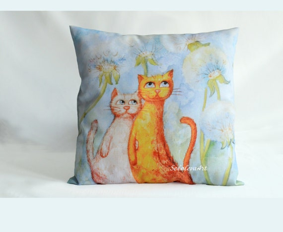 Cushion Cover Сats