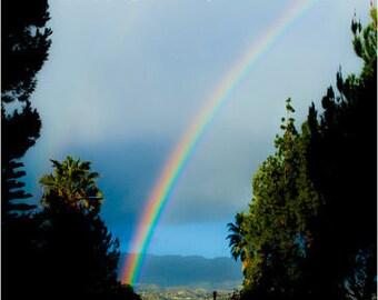 Chasing Rainbows Fine Art Photography Print