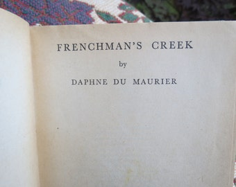 1949 Daphne Du Maurier Frenchman's Creek Author of the birds and rebecca