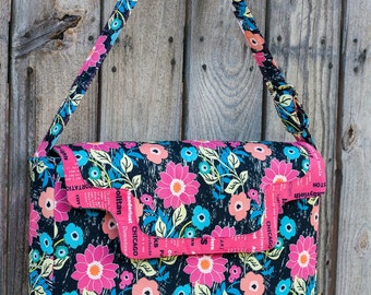 Lilium Laptop Bags PDF Sewing Pattern