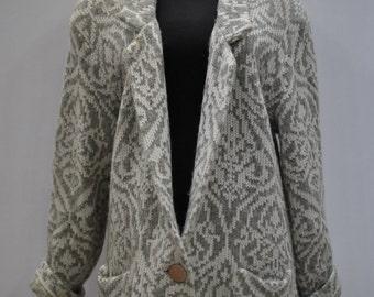 Vintage MAYON long blouse ....