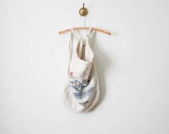 80s cancun cotton rucksack