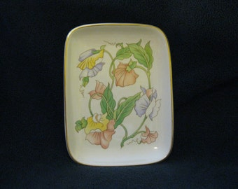 Ben Rickert inc. Decorative Plate/ Soap Dish