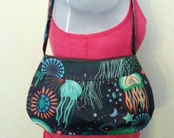 Jellyfish Purse