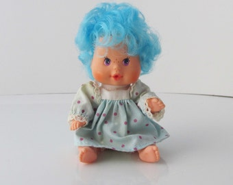 Blueberry Muffin Berry Baby Toy Doll Drink Wet Vintage Strawberry Shortcake