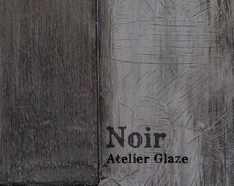FREE SHIPPING!! Noir- Vintage Market & Design's Furniture Atelier Glaze-All Natural(3 Sizes)