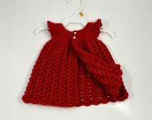 Popular Items For Red Baby Dress On Etsy