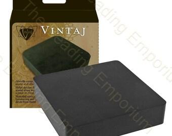"Vintaj Dampening Block use under Bench Block Rubber Deadens Sound 4"" x 4"" x 1"" TL83"