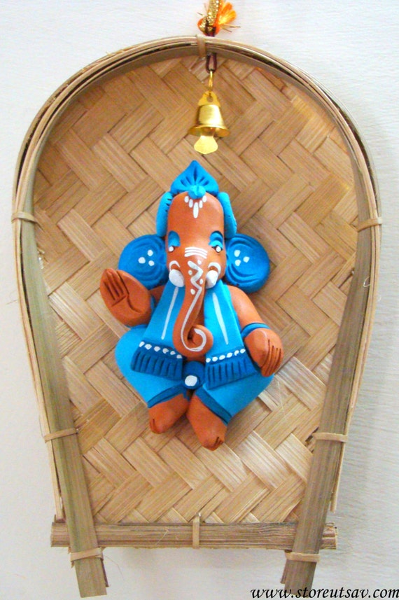 Door hanger home decor indian handicraft good luck by for Good luck home decor