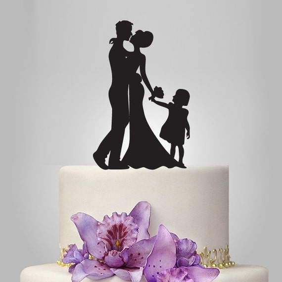 funny family wedding cake toppers wedding cake topper family wedding cake by walldecal76 14544
